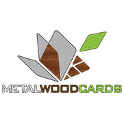 Metal Wood Business Cards's photo