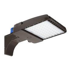 150W LED Shoebox Light, Parking Lot Area Street Lamp
