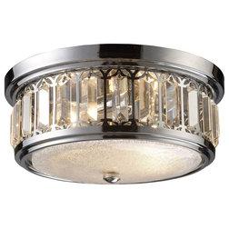 Transitional Flush-mount Ceiling Lighting by ELK Group International