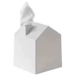 Contemporary Tissue Box Holders by Red Candy Ltd