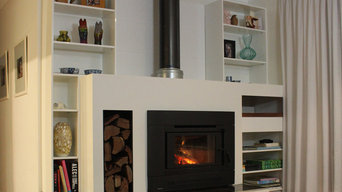 In built Fireplaces