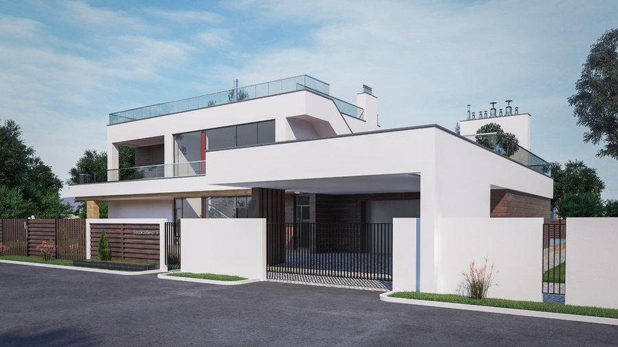 Жилой Дом S&R002