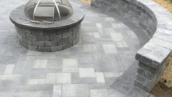 Cambridge Paver Patio