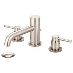 Contemporary Bathroom Sink Faucets by Pioneer Industries, Inc.