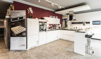 Ausstellungsräume Armbruster Küchen