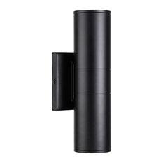 LED Cylinder Up/Down Light, 20W, Door Way