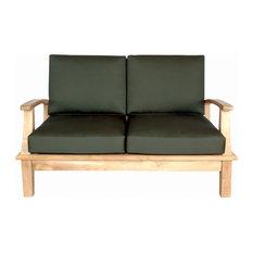 Brianna Deep Seating Loveseat With Cushion