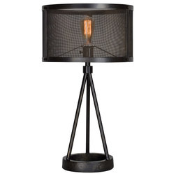 Industrial Table Lamps by Lighting New York
