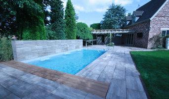 2017 SPATA Award Winning Outdoor Liner Pool