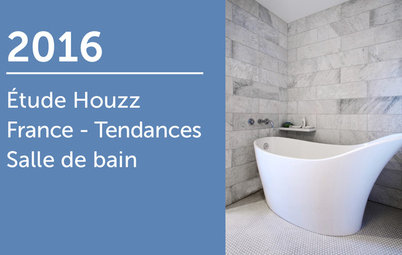 tude houzz france tendances salle de bain 2017. Black Bedroom Furniture Sets. Home Design Ideas