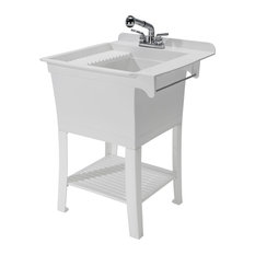Cashel The Maddox Workstation Fully Loaded Sink Kit