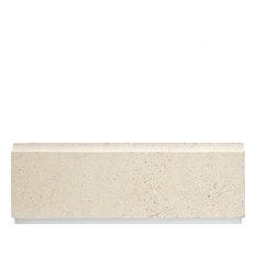 Waterworks Studio Stone Classic Base 4x12, White