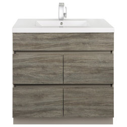 Contemporary Bathroom Vanities And Sink Consoles by Tuscan Basins
