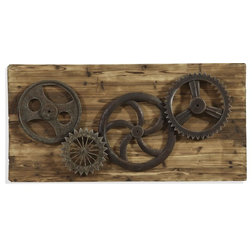 Industrial Wall Accents by BASSETT MIRROR CO.