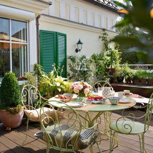 Moderne Terrasse in München