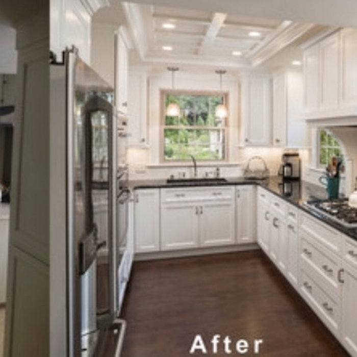 before and after kitchen remodeling in thousand oaks