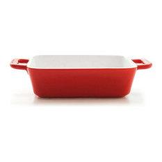 Household Baking Dish Rectangular Ceramic Baking Dish