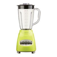 Brentwood 1.5 Liter Lime Green 12-Speed Blender
