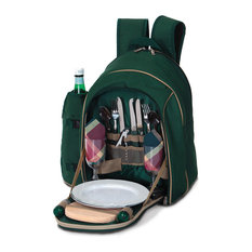 Endeavor 2 Person Picnic Backpack, Green