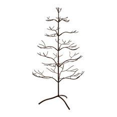 """36"""" Metal Tree - Brown"""