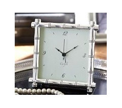 Http://www.potterybarn.com/products/silver Plated Bamboo Clock/?pkeyu003de|clock |13|best|0|1|24||9u0026cm_srcu003dPRODUCTSEARCH||NoFacet _ NoFacet _ NoMerchRules _