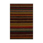 Avenue Stripe Multi Rug, Multicolor