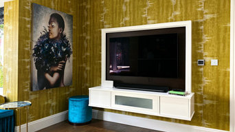 Bar Room TV Cabinet - Hampton in Arden