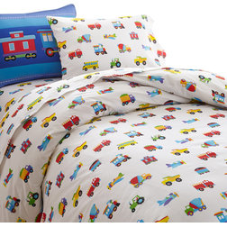 Cute Kids Bedding by Wildkin