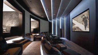 One Blackfriars Cinema Room