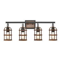Elk Lighting 15485/4 Millville - Four Light Bath Vanity
