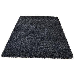 Suprema Rug, Dark Grey, 200x290 Cm