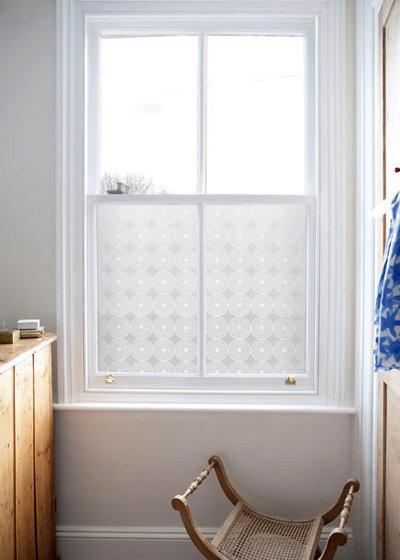 Contemporary Window Treatments by Kelly Donovan