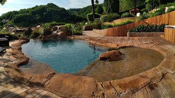 Relooking d'une vieille piscine Waterair