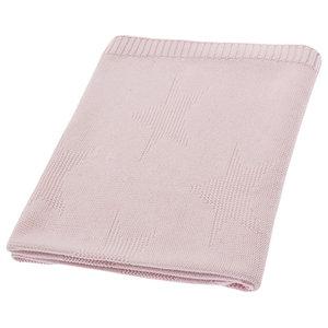 Polka Dot Quilt, Pink