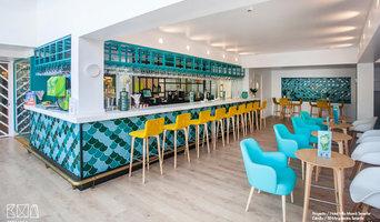 Hotel Villa Mandi - Tenerife por BN-Arquitectos