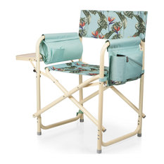 Picnic Time Family of Brands Outdoor Directors Folding Chair 810-17-671-000-0