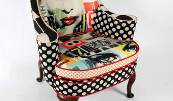 One of a kind Amy Chairs - fabulous and fun!!