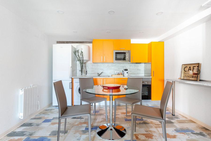 Apartamentos Alcala proyecto en colaboración con Nuria Carrion