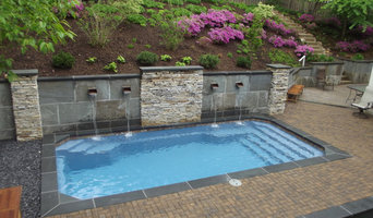 Best swimming pool builders and hot tub suppliers in for Pool design richmond va