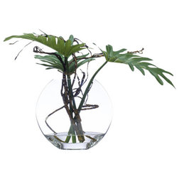 Contemporary Artificial Plants And Trees by Casa Chic