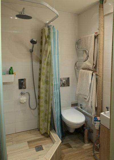 Ванная комната by Проектное объединение Уникум.Горпроект