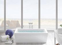 Seamless forma tub