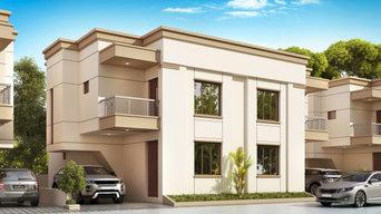 Taksh Divine - 3 BHK Duplex