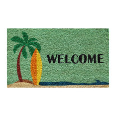 Home & More - Surf's Up Doormat - Doormats