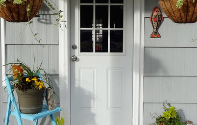 10 Simple Ways to Personalize Your Front Entry