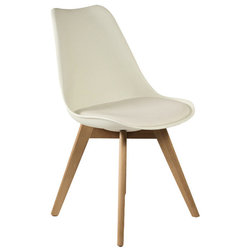 Midcentury Dining Chairs by Inmod
