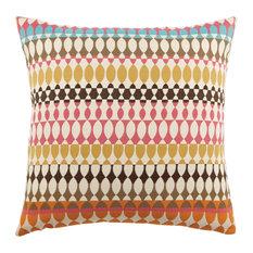 Elaine Smith Modern Oval Candy Pillow
