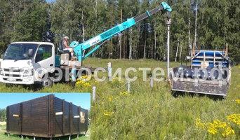 Винтовые сваи - Геология - Фундаменты - Ярославль  (4852) 59-55-63
