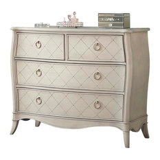 Finn & Ivy - Gwyneth 4-Drawer Chest - Accent Chests and Cabinets