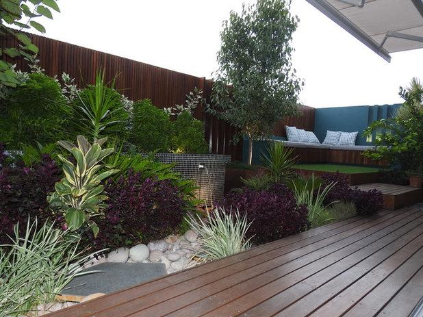 Contemporary  by Cultivart Landscape Design